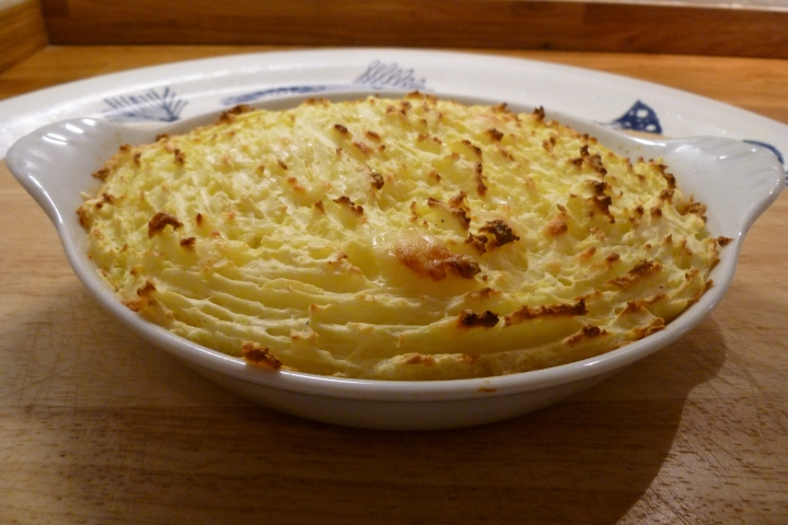 Luscious Lentil Cottage Pie
